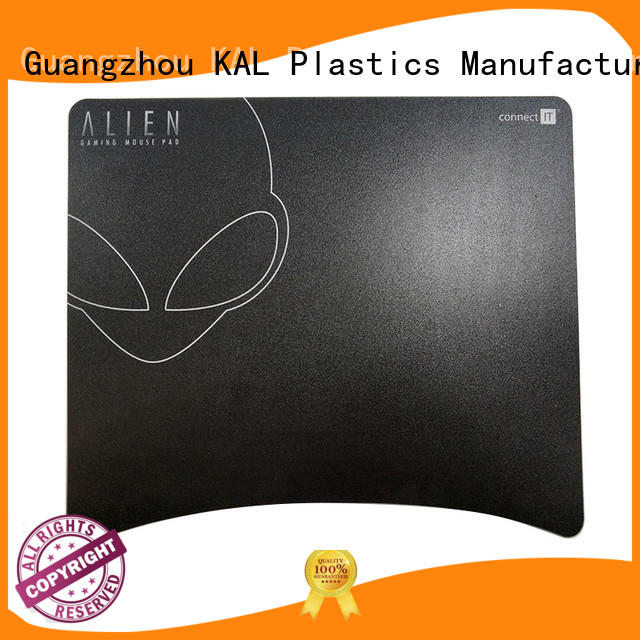 KAL home thin mouse pad for wholesale for mouse