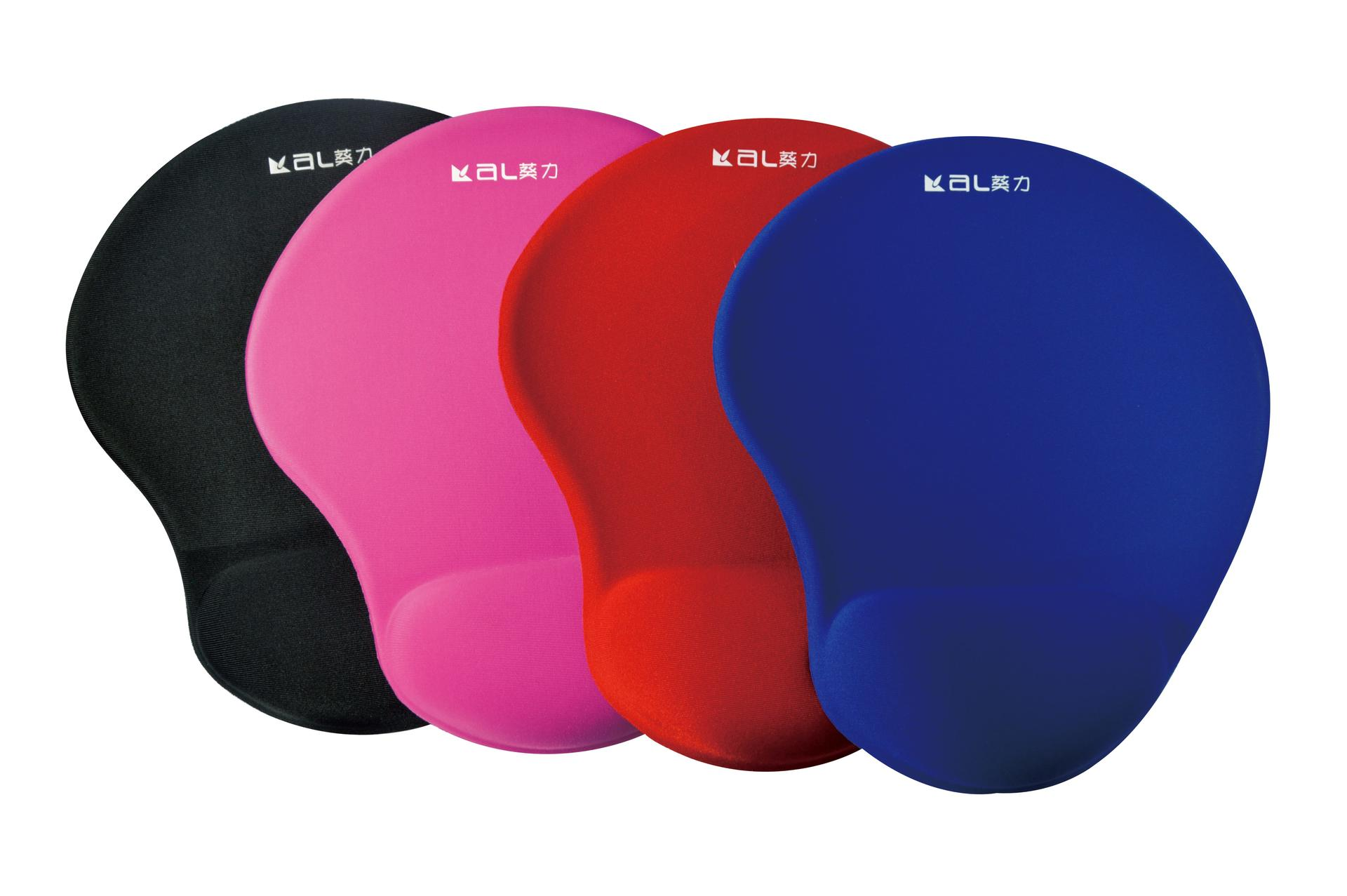 KLH-3001  PU cloth wrist mouse pad