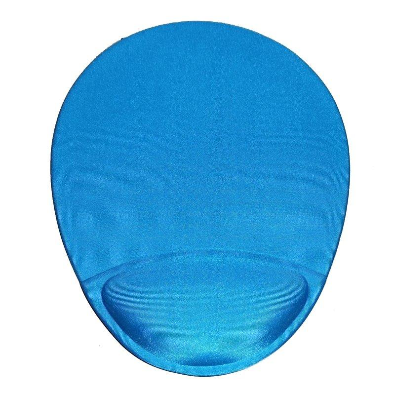Large size Gel Mouse Pad with Wrist Rest For office and home DIY pattern printing gel mouse pad