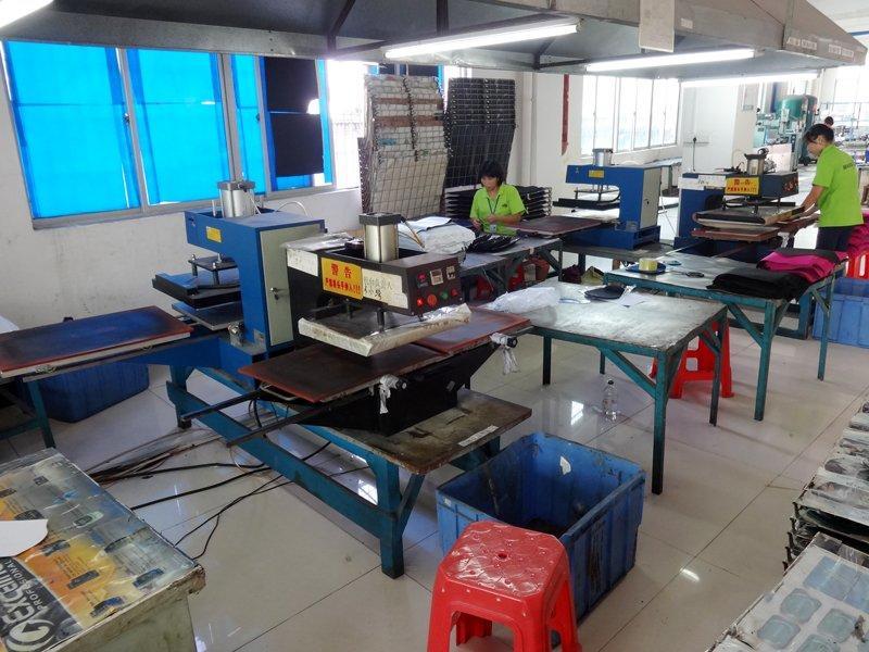 The scene of Workshop