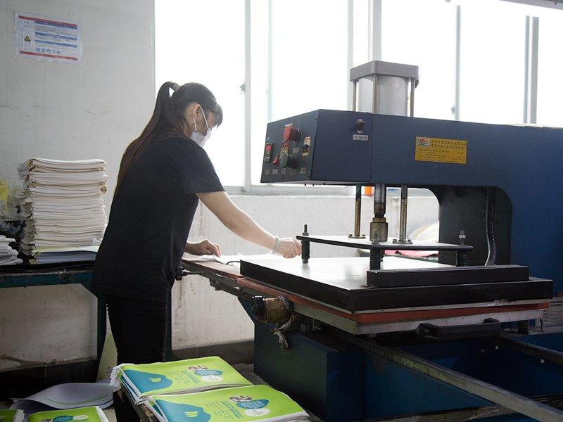 Mouse Pad Production Equipment - Transfer machine
