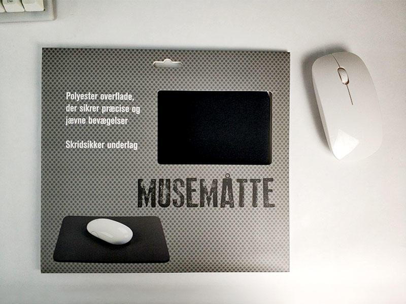 cloth mouse pad compute transparent flat mouse pads KAL Brand