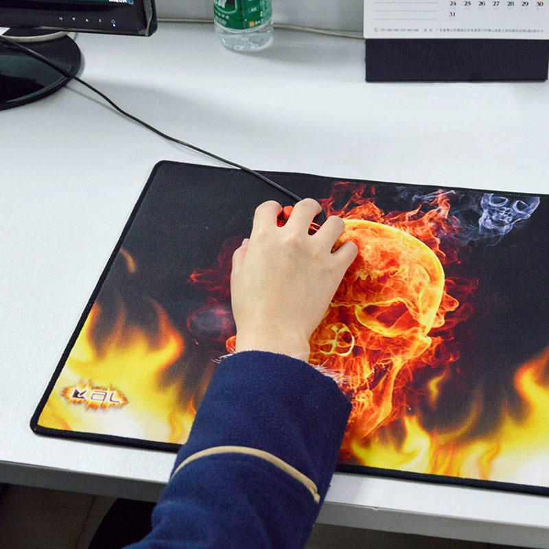 KAL funky custom made mouse pad sublimation