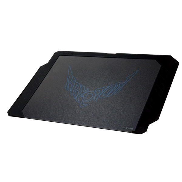 KAL Brand smooth fluorescent game surface gaming mouse pads