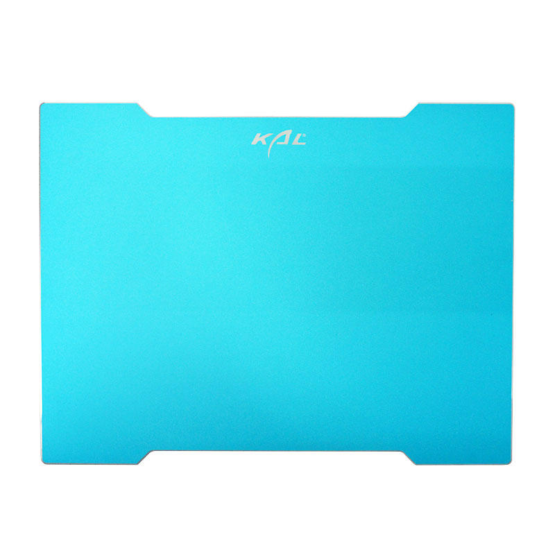 High-end Aluminum mouse pad Strong sensitivity for mouse high quality mouse pad