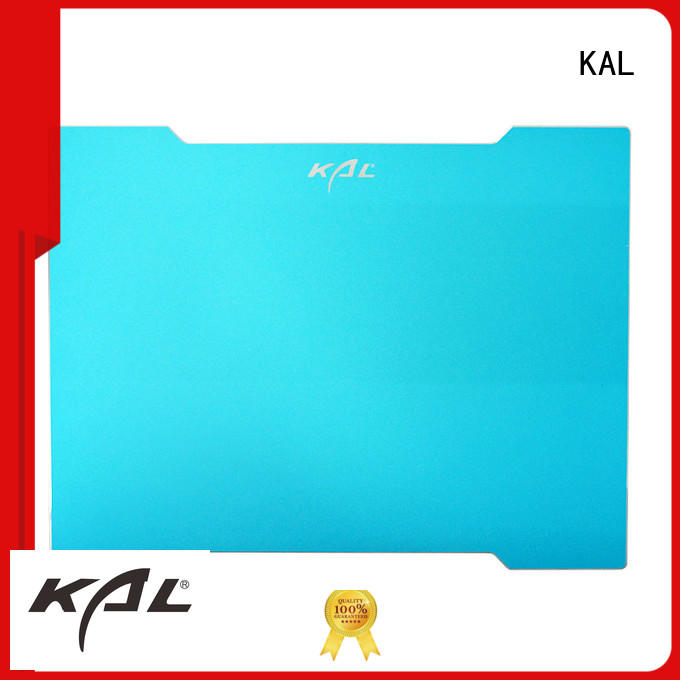 KAL pad aluminum mouse pads ODM for worker