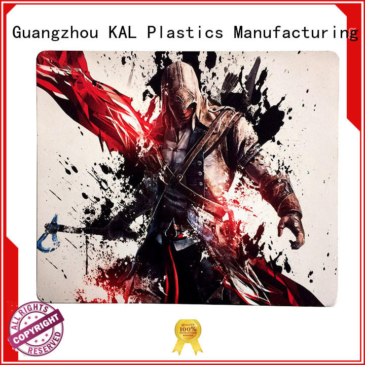 KAL latest mouse pad rubber buy now for office equipment