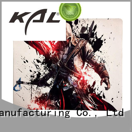 KAL silent Memory foam keyboard wrist rest support for wholesale for mouse