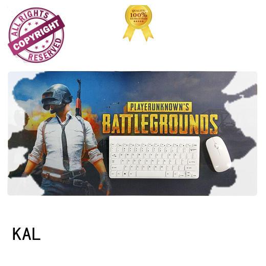gaming mousepad logo KAL
