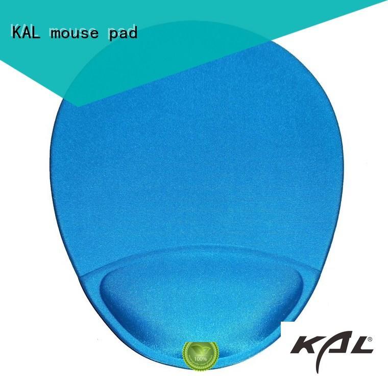 base soft Mouse Wrist Rest Support lycra KAL company