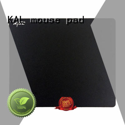 blue mouse mouse pad sheet rubber smooth KAL company