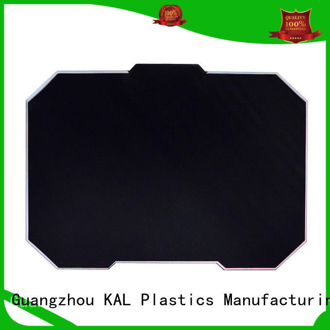 KAL mousepad aluminium mouse mat customization for mouse