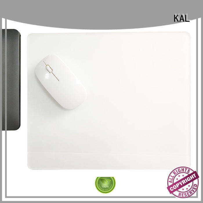 KAL pad acrylic mouse pad OEM for gamer