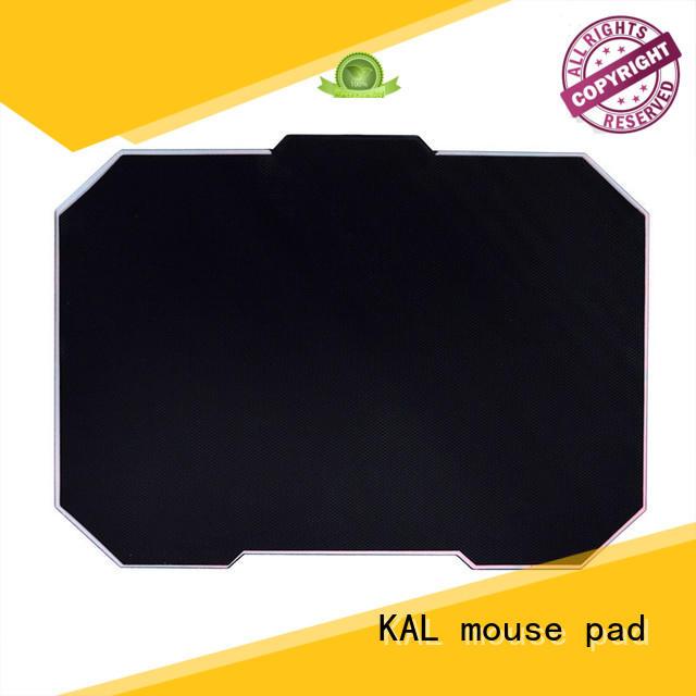 mousepad kal rgb mouse pad lighting KAL Brand company