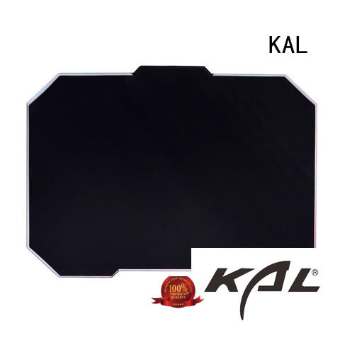 KAL Breathable led mouse pads supplier for students