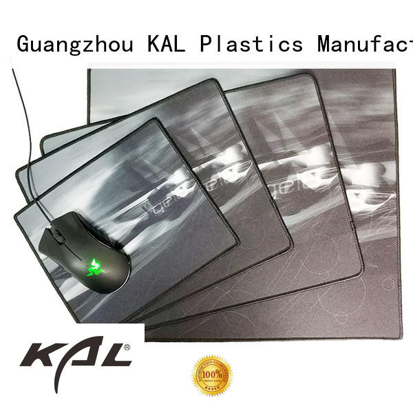 KAL portable best gaming mouse pad for wholesale for gamer