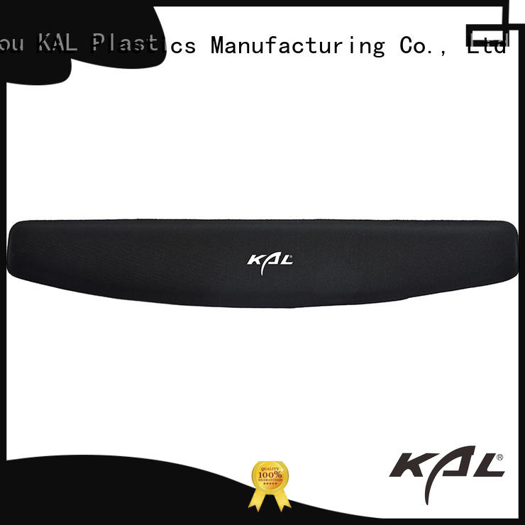 KAL funky keyboard wrist rest customization for worker