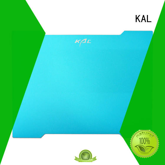 KAL color aluminum mouse pads supplier for mouse