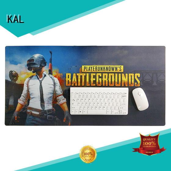 KAL funky gaming mousepad free sample for gaming