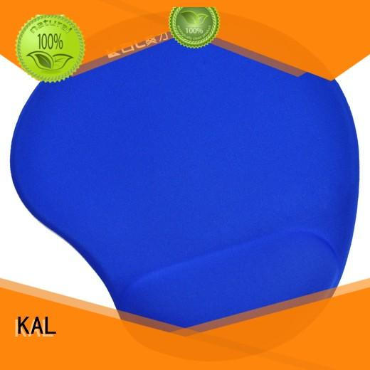 KAL cloth wrist rest mouse pads ODM home