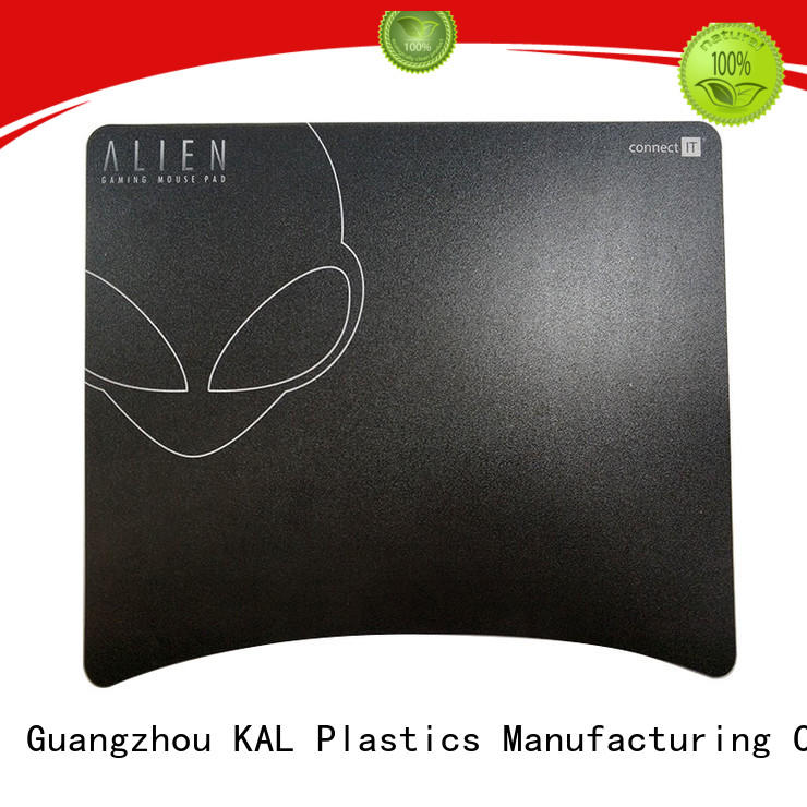 KAL Breathable memory foam mouse pad get quote for gaming