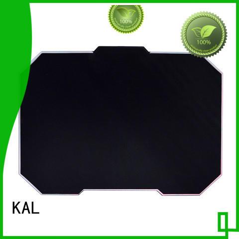 KAL sensitivity aluminium mouse mat customization for worker