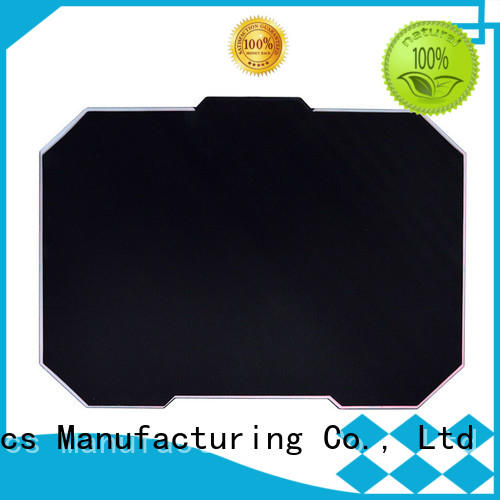 KAL office aluminum mouse pads free sample for hands
