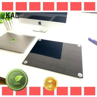 KAL Breathable flat mouse pads for wholesale for gaming