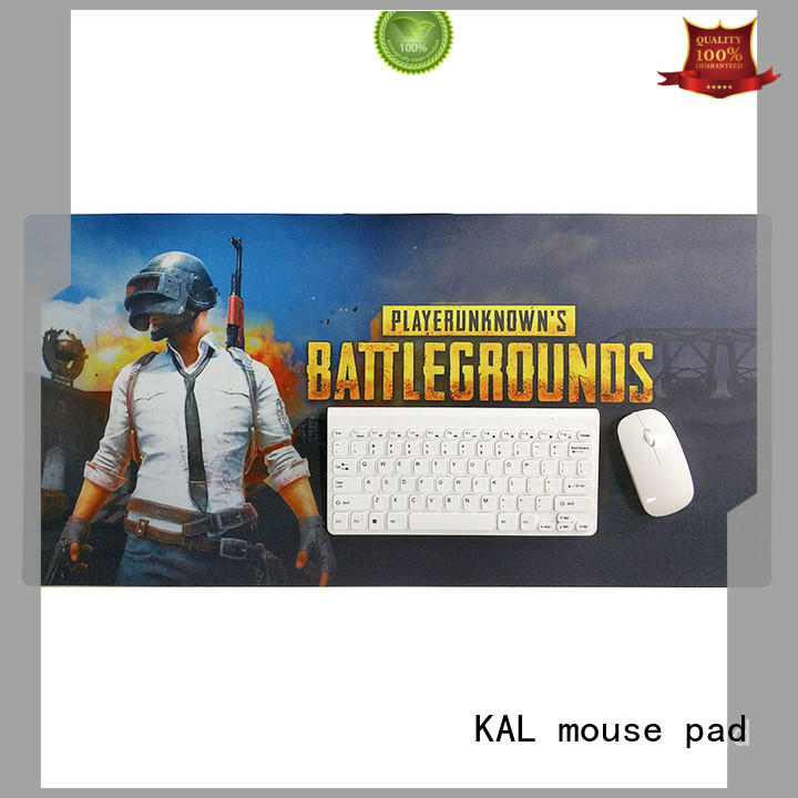 KAL Brand kal rubber mat custom oversized mouse pad