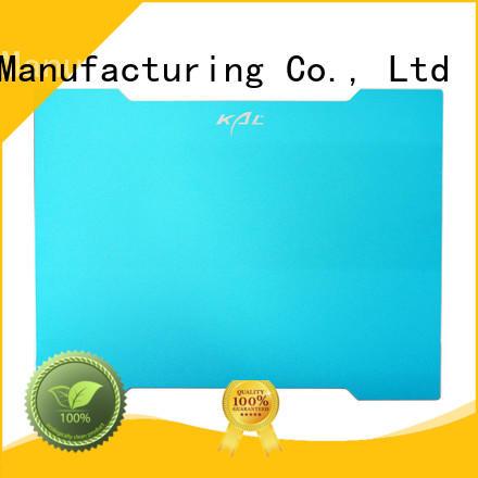 KAL durable aluminum mouse pads bulk production for mouse