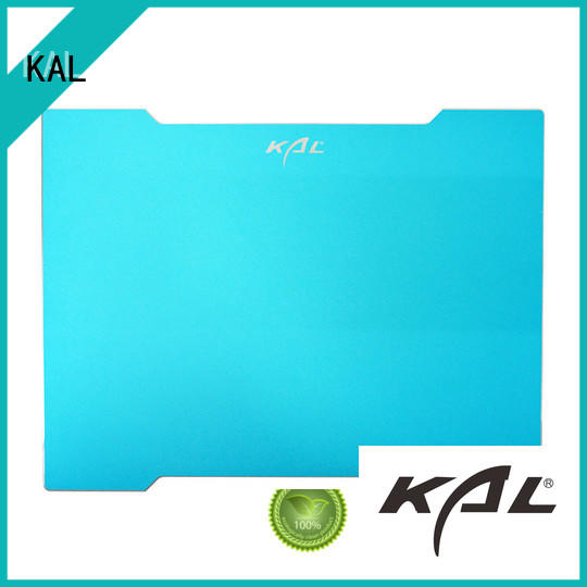 KAL durable aluminum mouse pads for wholesale for mouse
