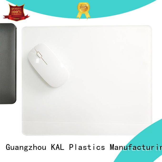 KAL gaming plastic mouse mat buy now for gamer