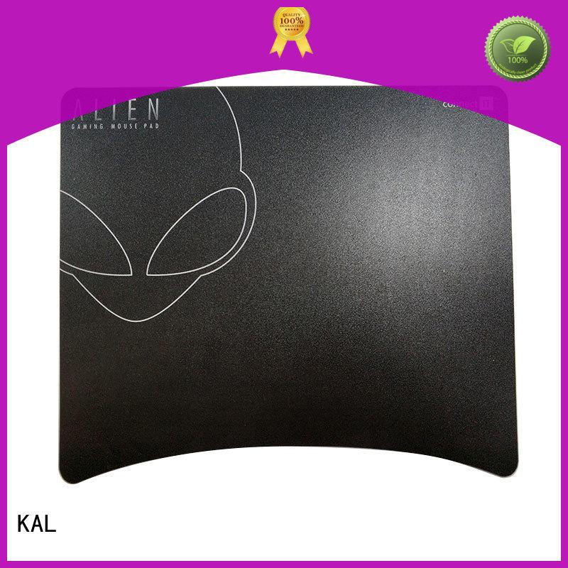 slim Custom hard premium best gaming mouse pad KAL backing
