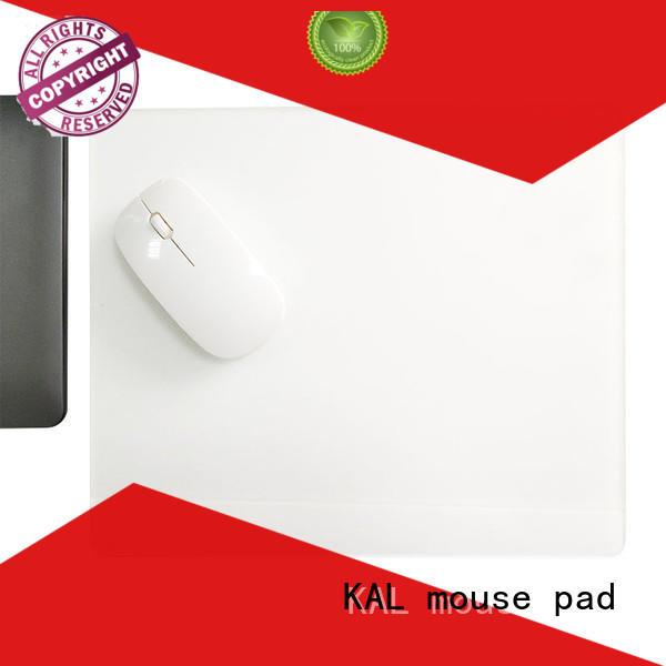 new surface plastic mouse mat light KAL Brand company