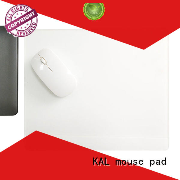 new surface plastic mouse mat light KAL Brand company