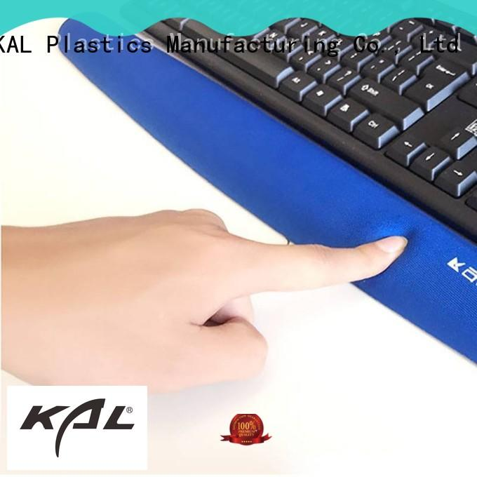 KAL silent Memory foam keyboard wrist rest support get quote for mouse