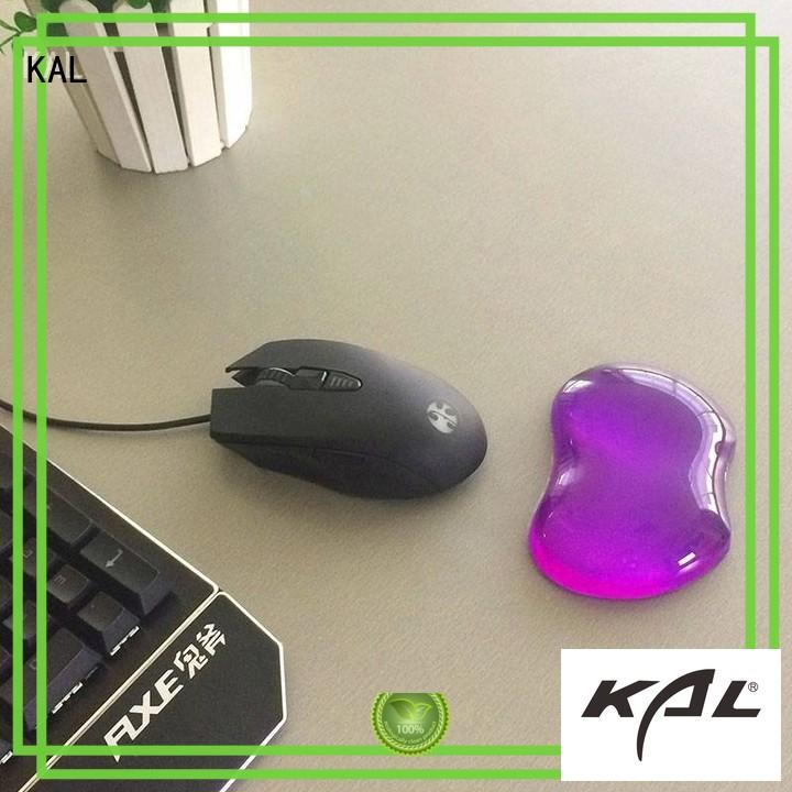 durable mouse mat with wrist support supplier office KAL