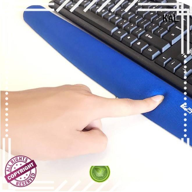latest rubber bottom keyboard pad customization for worker