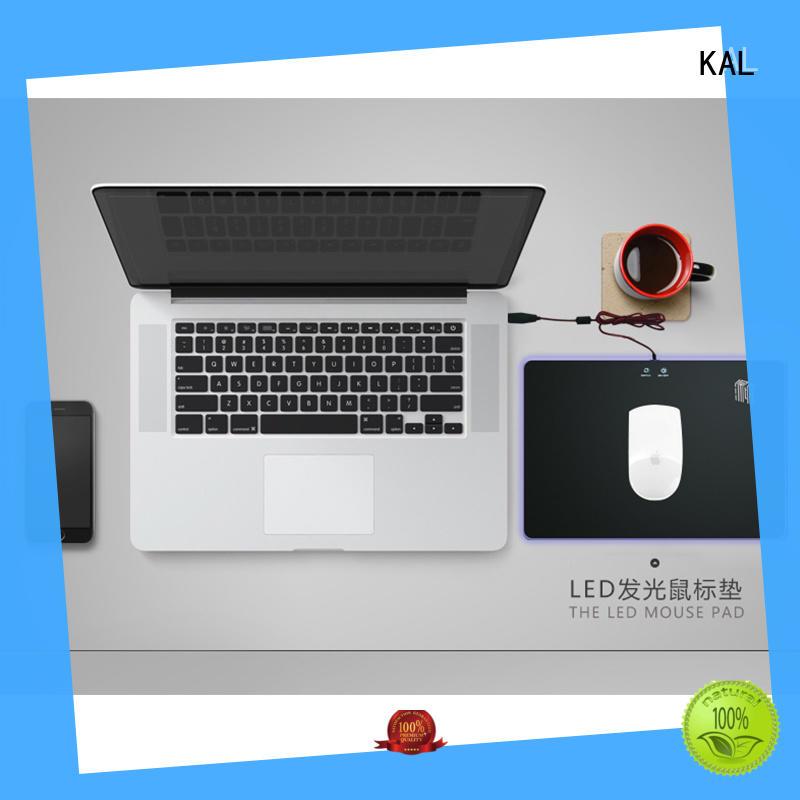 KAL pad plastic mouse mat free sample for children