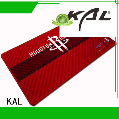 KAL bottom personalised mouse mat for wholesale for gamer