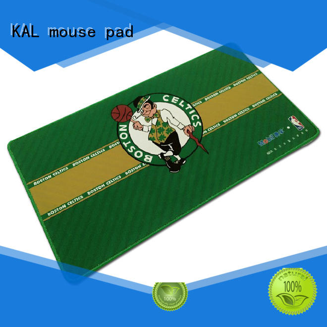 transparent office KAL Brand cloth mouse pad