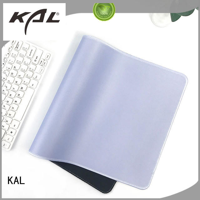 KAL accessory flat mouse pads customization for gamer