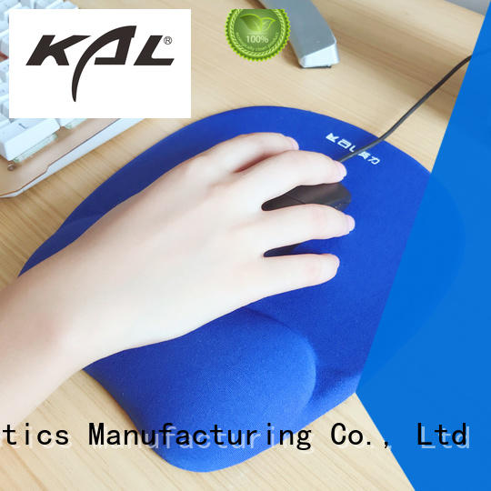 KAL fabric memory foam pad customization for mouse