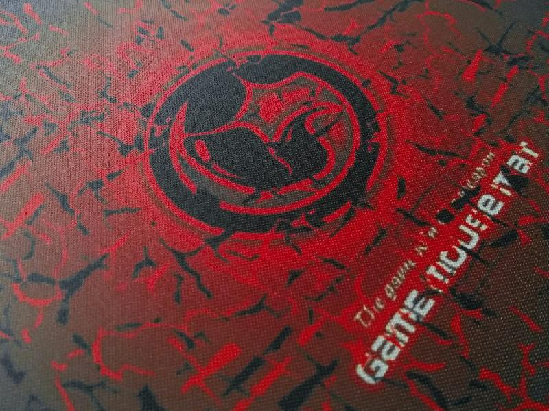 Wholesale cloth soft gaming mouse mat KAL Brand
