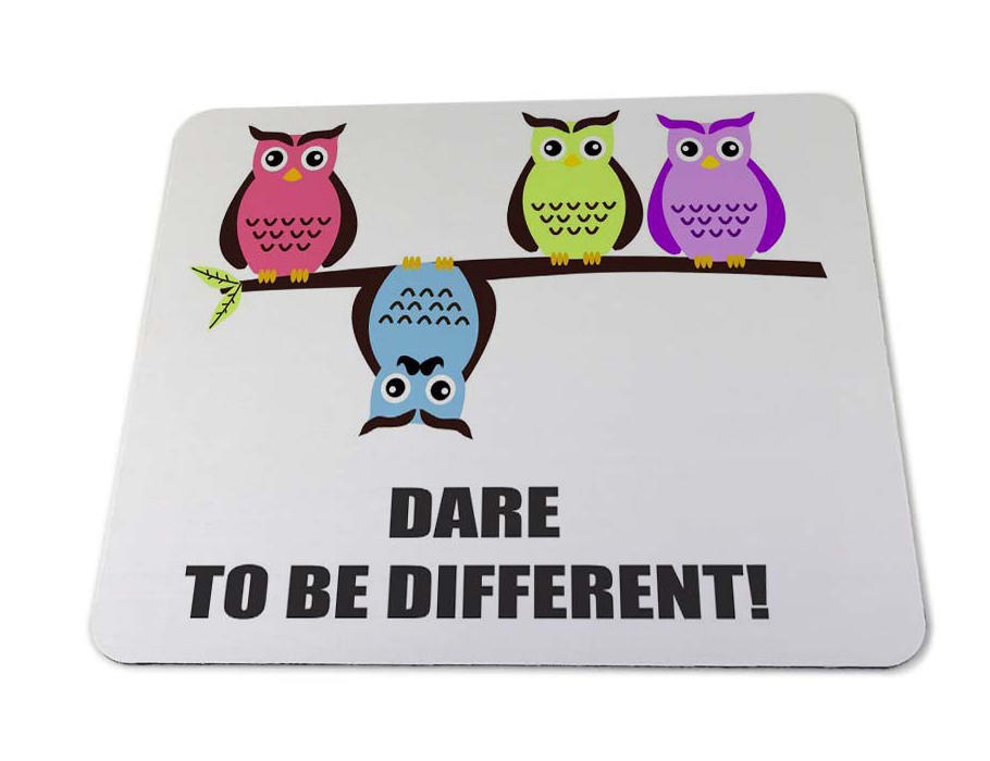 Funny Animal Decorate Your Desk Cheap Blank PVC Gaming Mouse Pad