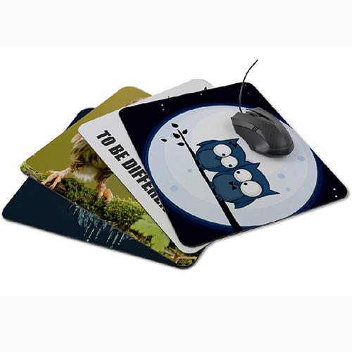 pad cloth mouse pad rest blue KAL Brand