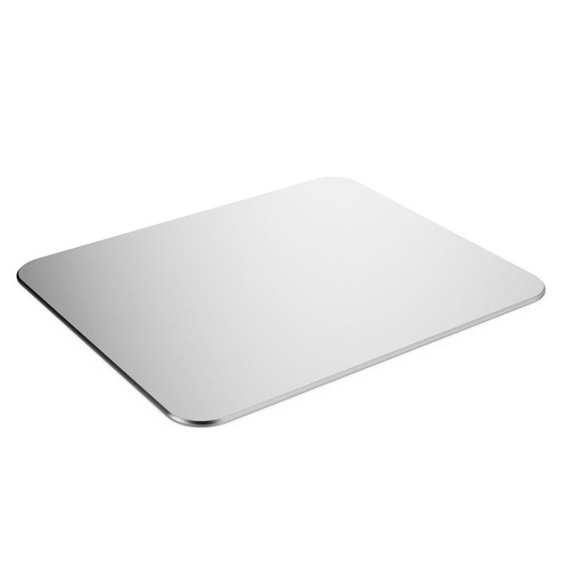 KAL funky aluminium mouse mat free sample for worker