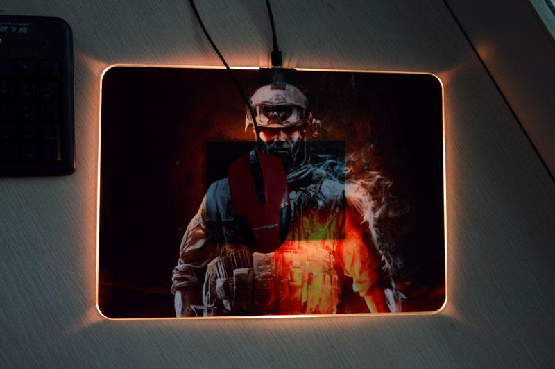 control fast accurate light KAL Brand plastic mouse mat supplier