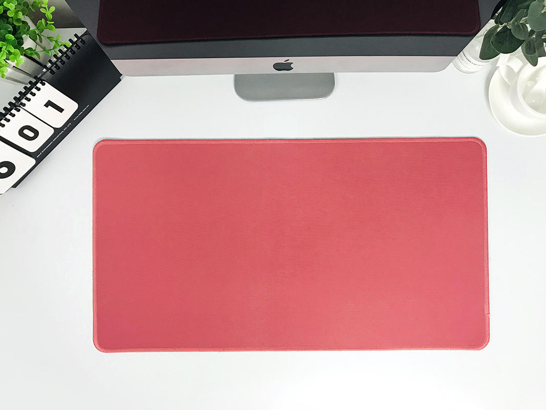 Extended Leather Gaming Mouse Pad Mat Large Office Writing Desk Computer Mat