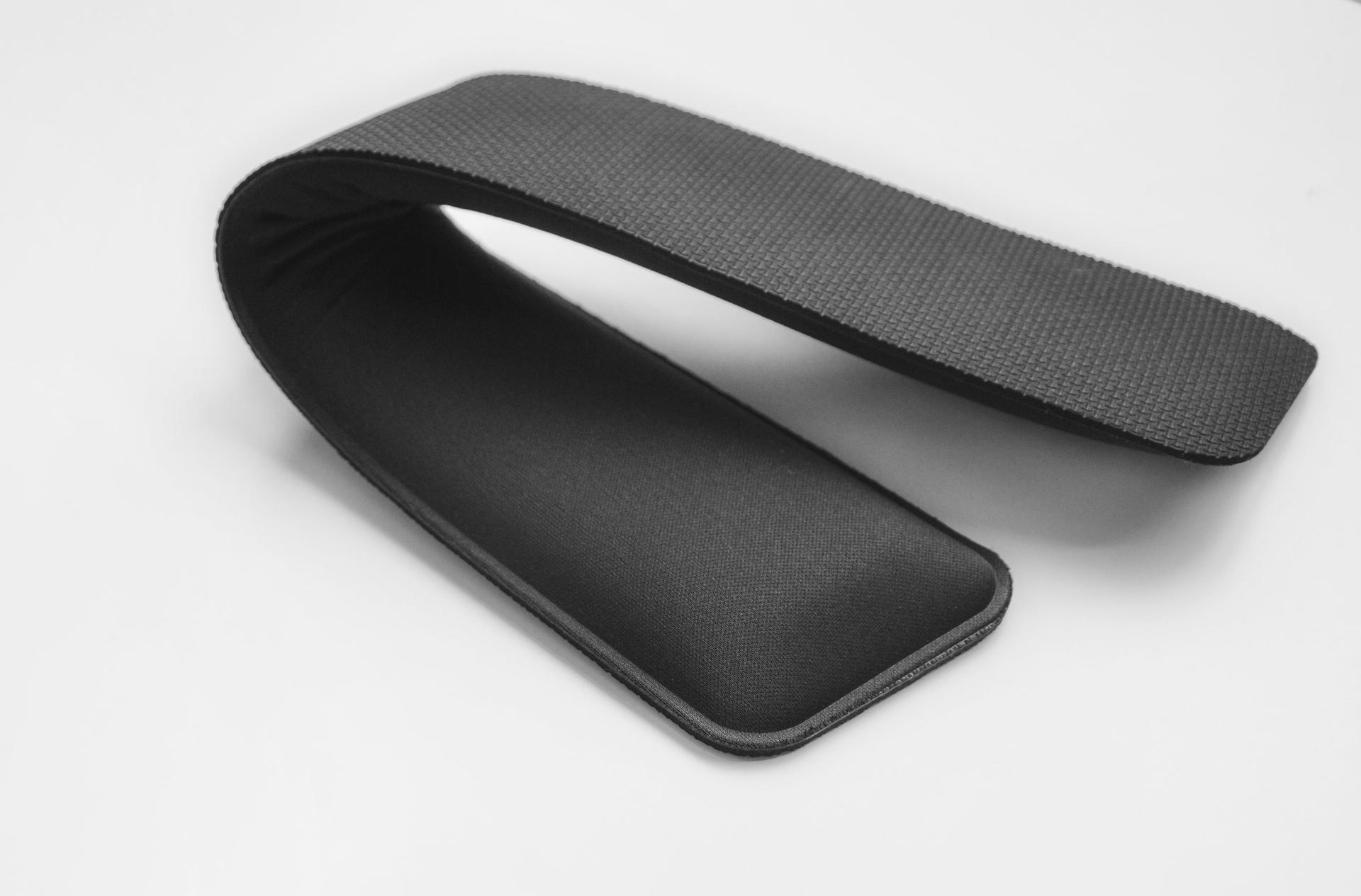Memory foam wrist rest keyboard pad and wrist ergonomic support mouse pad set